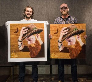 Scale Up Ar Fine Art Printing